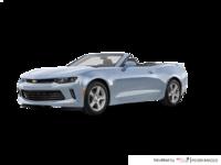 2018 Chevrolet Camaro convertible 2LT   Photo 3   Arctic Blue Metallic