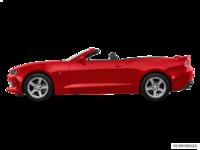 2018 Chevrolet Camaro convertible 2LT   Photo 1   Red Hot