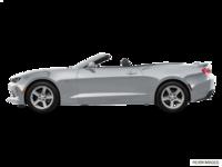 2018 Chevrolet Camaro convertible 2LT   Photo 1   Silver Ice Metallic