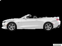 2018 Chevrolet Camaro convertible 2LT   Photo 1   Summit White