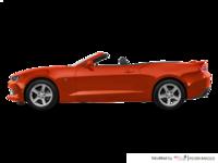 2018 Chevrolet Camaro convertible 2LT   Photo 1   Crush