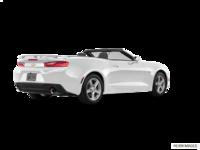 2018 Chevrolet Camaro convertible 2LT   Photo 2   Summit White