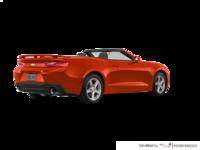 2018 Chevrolet Camaro convertible 2LT   Photo 2   Crush