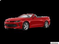 2018 Chevrolet Camaro convertible 2LT   Photo 3   Garnet Red Tintcoat