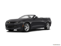 2018 Chevrolet Camaro convertible 2LT   Photo 3   Nightfall Grey Metallic