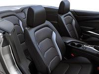2018 Chevrolet Camaro convertible 2LT   Photo 1   Jet Black Leather  (HOY-A50)