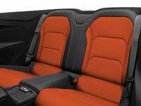 2018 Chevrolet Camaro convertible 2SS | Photo 2 | Jet Black Leather with Orange Inserts (HUZ-A50)