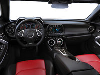 2018 Chevrolet Camaro convertible 2SS | Photo 3 | Adrenaline Red Leather  (H16-A50)