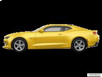 2018 Chevrolet Camaro coupe 1LT | Photo 1 | Bright Yellow