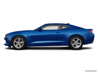 2018 Chevrolet Camaro coupe 1LT | Photo 1 | Hyper Blue Metallic