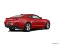 2018 Chevrolet Camaro coupe 1LT | Photo 2 | Garnet Red Tintcoat