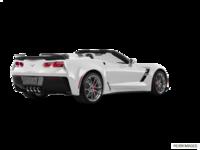 2018 Chevrolet Corvette Convertible Grand Sport 1LT | Photo 2 | Arctic White