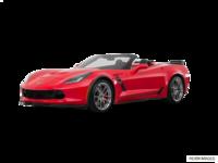 2018 Chevrolet Corvette Convertible Grand Sport 1LT | Photo 3 | Torch Red