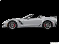 2018 Chevrolet Corvette Convertible Grand Sport 2LT | Photo 1 | Blade Silver Metallic