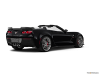 2018 Chevrolet Corvette Convertible Grand Sport 2LT | Photo 2 | Black