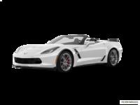 2018 Chevrolet Corvette Convertible Grand Sport 2LT | Photo 3 | Arctic White