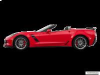 2018 Chevrolet Corvette Convertible Grand Sport 3LT   Photo 1   Torch Red