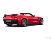 2018 Chevrolet Corvette Convertible Grand Sport 3LT   Photo 2   Torch Red