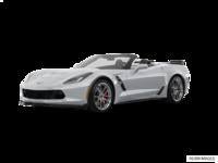 2018 Chevrolet Corvette Convertible Grand Sport 3LT   Photo 3   Blade Silver Metallic