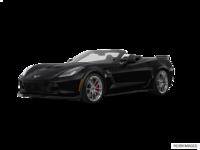 2018 Chevrolet Corvette Convertible Grand Sport 3LT   Photo 3   Black