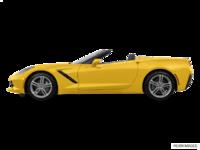 2018 Chevrolet Corvette Convertible Stingray 1LT | Photo 1 | Corvette Racing Yellow Tintcoat