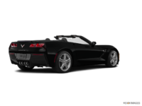 2018 Chevrolet Corvette Convertible Stingray 1LT | Photo 2 | Black