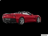 2018 Chevrolet Corvette Convertible Stingray 1LT | Photo 2 | Long Beach Red Metallic Tintcoat