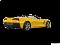 2018 Chevrolet Corvette Convertible Stingray 1LT | Photo 2 | Corvette Racing Yellow Tintcoat