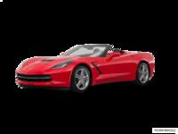 2018 Chevrolet Corvette Convertible Stingray 1LT | Photo 3 | Torch Red
