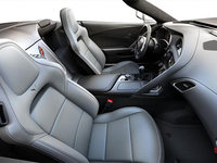 2018 Chevrolet Corvette Convertible Stingray 1LT | Photo 1 | Grey GT buckets Perforated Mulan leather seating surfaces (141-AQ9)