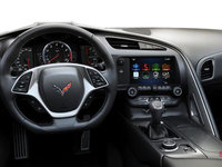 2018 Chevrolet Corvette Convertible Stingray 1LT | Photo 3 | Grey GT buckets Perforated Mulan leather seating surfaces (141-AQ9)
