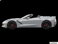 2018 Chevrolet Corvette Convertible Stingray 2LT | Photo 1 | Blade Silver Metallic