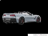 2018 Chevrolet Corvette Convertible Stingray 2LT | Photo 2 | Ceramic Matrix Grey Metallic