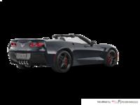 2018 Chevrolet Corvette Convertible Stingray 2LT | Photo 2 | Watkins Glen Grey Metallic