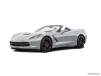 2018 Chevrolet Corvette Convertible Stingray 2LT | Photo 3 | Blade Silver Metallic