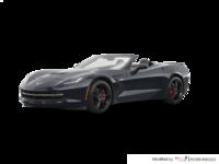 2018 Chevrolet Corvette Convertible Stingray 2LT | Photo 3 | Watkins Glen Grey Metallic
