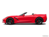2018 Chevrolet Corvette Convertible Stingray Z51 1LT | Photo 1 | Torch Red