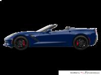 2018 Chevrolet Corvette Convertible Stingray Z51 1LT | Photo 1 | Admiral Blue Metallic