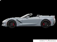 2018 Chevrolet Corvette Convertible Stingray Z51 1LT | Photo 1 | Ceramic Matrix Grey Metallic