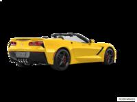 2018 Chevrolet Corvette Convertible Stingray Z51 1LT | Photo 2 | Corvette Racing Yellow Tintcoat