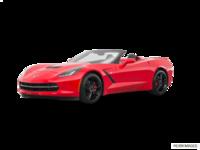 2018 Chevrolet Corvette Convertible Stingray Z51 1LT | Photo 3 | Torch Red