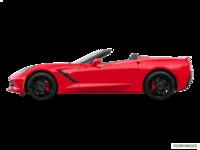 2018 Chevrolet Corvette Convertible Stingray Z51 3LT | Photo 1 | Torch Red