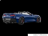 2018 Chevrolet Corvette Convertible Stingray Z51 3LT | Photo 2 | Admiral Blue Metallic