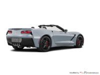 2018 Chevrolet Corvette Convertible Stingray Z51 3LT | Photo 2 | Ceramic Matrix Grey Metallic