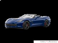 2018 Chevrolet Corvette Convertible Stingray Z51 3LT | Photo 3 | Admiral Blue Metallic