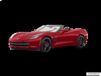 2018 Chevrolet Corvette Convertible Stingray Z51 3LT | Photo 3 | Long Beach Red Metallic Tintcoat