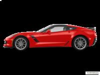 2018 Chevrolet Corvette Coupe Grand Sport 3LT | Photo 1 | Torch Red