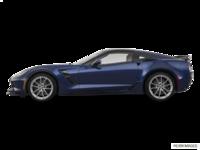 2018 Chevrolet Corvette Coupe Grand Sport 3LT | Photo 1 | Admiral Blue Metallic