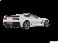 2018 Chevrolet Corvette Coupe Grand Sport 3LT | Photo 2 | Arctic White