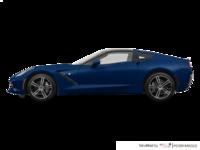 2018 Chevrolet Corvette Coupe Stingray 3LT | Photo 1 | Admiral Blue Metallic